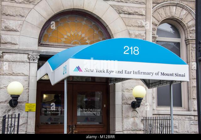 Mount Sinai Emergency Room Upper East Side