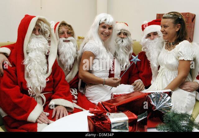 meet the santas 2005 online
