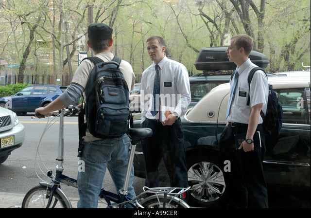 Mormon Missionary Stock Photos Amp Mormon Missionary Stock