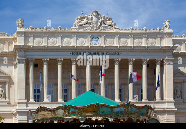 De value stock photos de value stock images alamy for Chambre de commerce marseille
