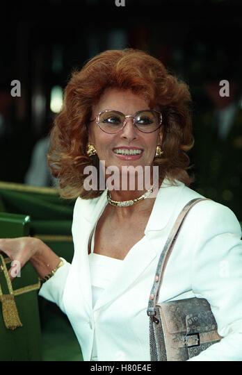 Sophia Loren Actress Stock Photos & Sophia Loren Actress ...