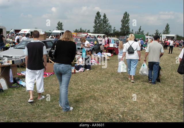 Drayton Manor Car Boot Sale