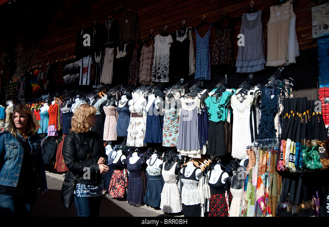 camden market clothes vintage stock photos camden market