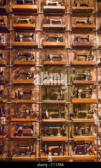 singer sewing machine stores
