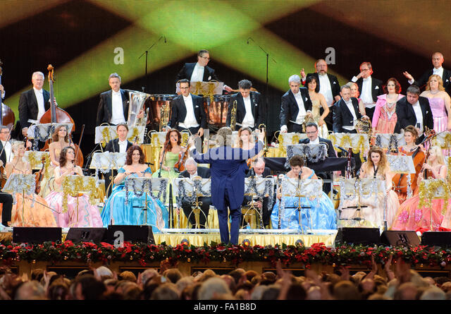 Andre Rieu Orchestra Tour  May