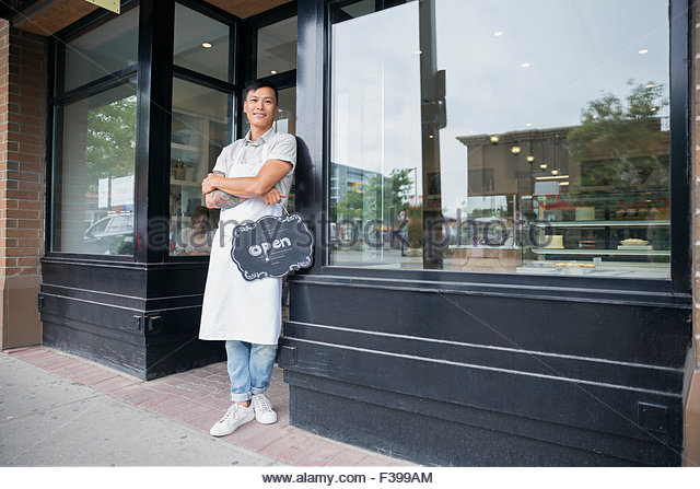 Open doorway stock photos open doorway stock images alamy for Opening a storefront business