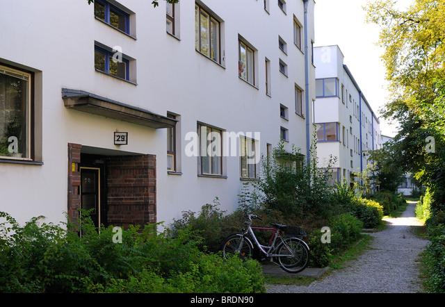 Weisse stadt white city berlin modernist housing estates unesco