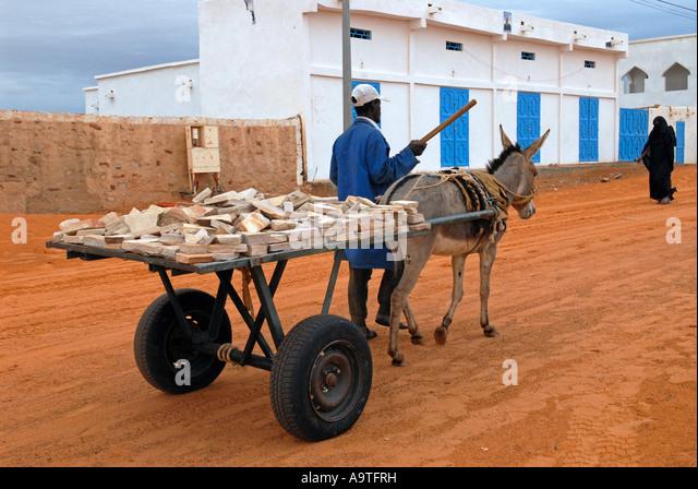 Mauritania city desert stock photos amp mauritania city desert stock