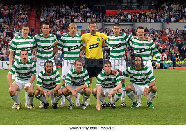 Celtic Fc Club Stock Photos Images Alamy Rotterdam Netherlands Glasgow
