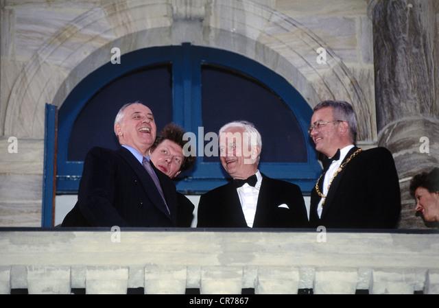 mikhail gorbachev 231931 soviet politician cpsu group picture
