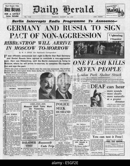 essay nazi soviet pact