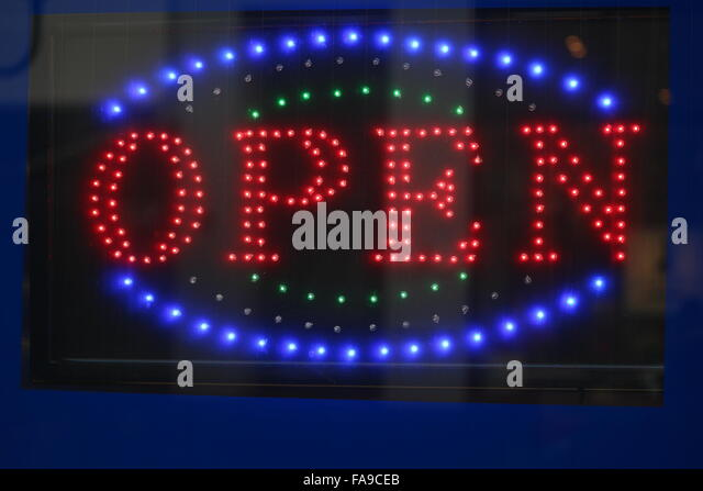 Neon Word Stock Photos Amp Neon Word Stock Images Alamy