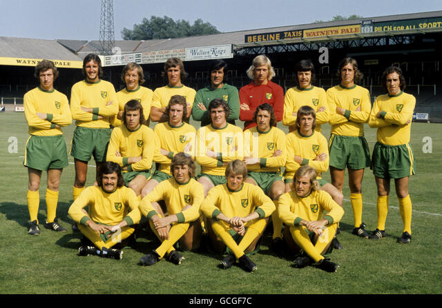 Norwich City Football Club Stock Photos & Norwich City