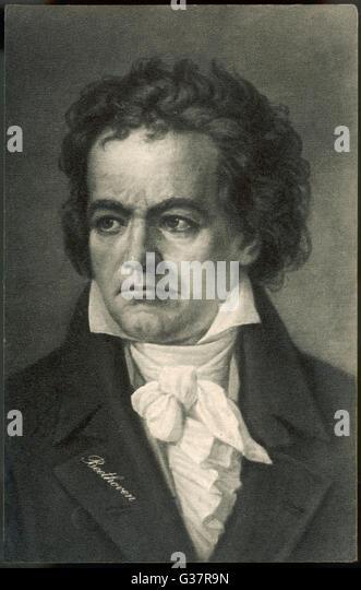 the life of ludwig van beethoven a german composer Ludwig van beethoven (/ˈlʊdvɪɡ væn ˈbeɪˌtoʊvən/,/ˈbeɪtˌhoʊvən/ german:[ˈluːtvɪç fan ˈbeːtˌhoˑfn̩] baptised 17 december 1770 – 26 march 1827) was a german composer and pianist.
