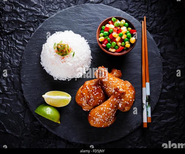 how to make teriyaki sauce with sesame seeds