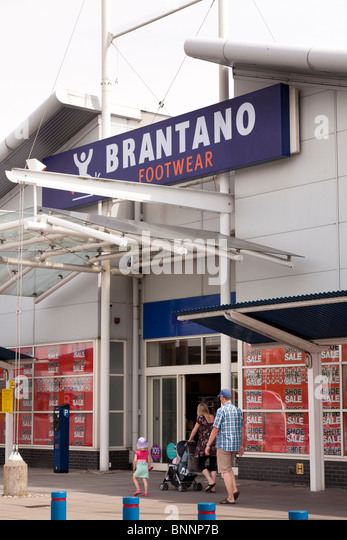 Shoe Shop West Quay Retail Park