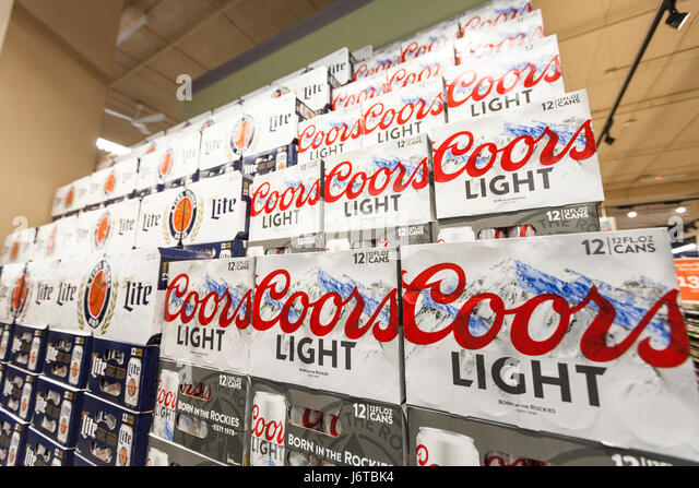 Coors Light Shop Print Discount