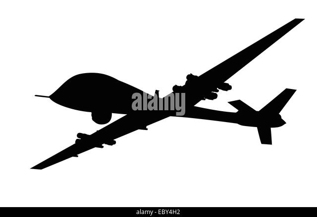 Military Drone Black And White Stock Photos Images