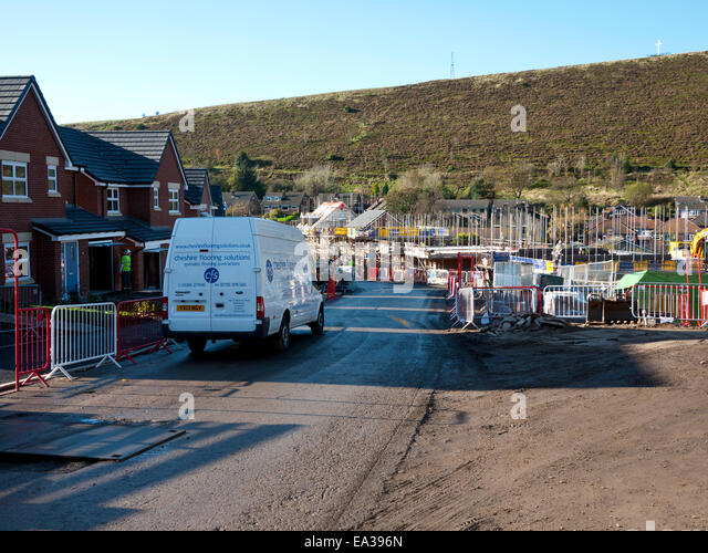 New Homes Built Mossley