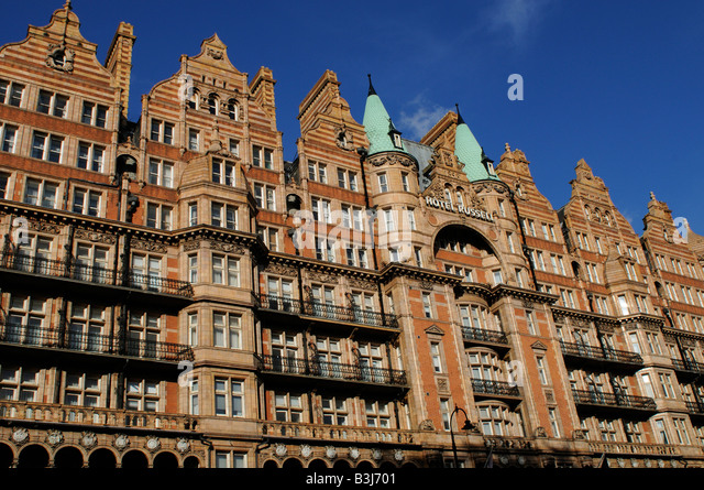 Russell hotel stock photos russell hotel stock images for Hotels ussel