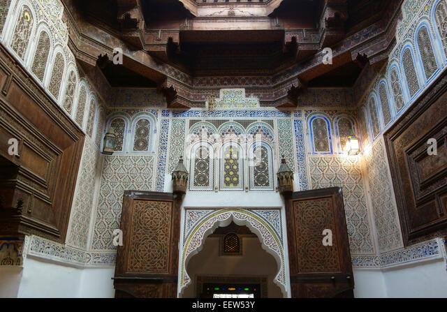 moroccan interior stock photos & moroccan interior stock images