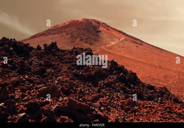 red planet mars surface - photo #37