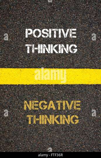 negative thinking vs positive thinking Read more9 positive thinking tips: here are some ways you can change your habits from negative thinking to thinking positive thoughts: smile.