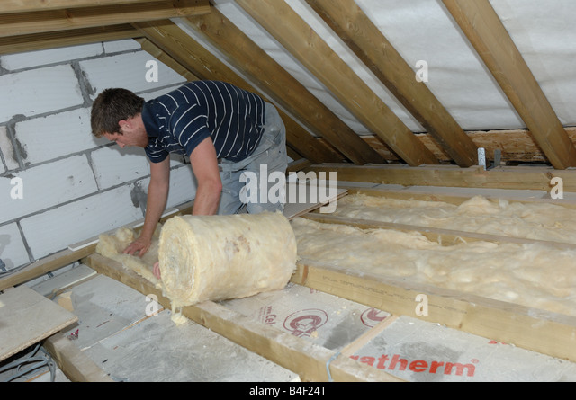 fitting insulation stock photos fitting insulation stock. Black Bedroom Furniture Sets. Home Design Ideas