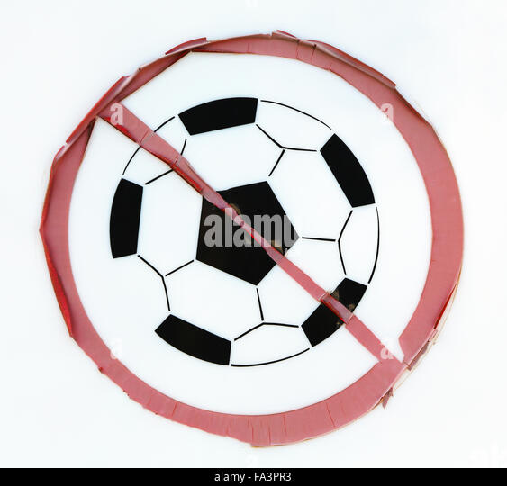 ball games allowed stock photos ball games allowed stock images alamy. Black Bedroom Furniture Sets. Home Design Ideas