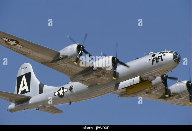 Flying superfortress