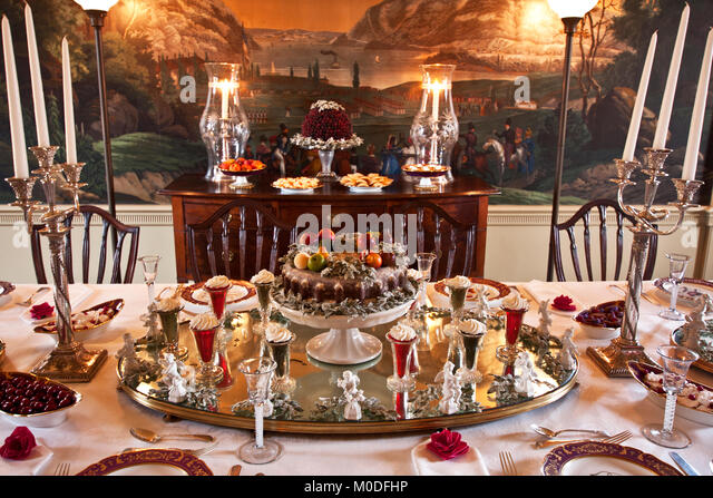 Restored dining table stock photos restored dining table for M dupont the dining rooms lyrics