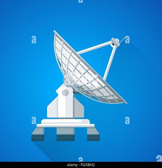 Spy satellite stock photos spy satellite stock images - Antena satelite interior ...