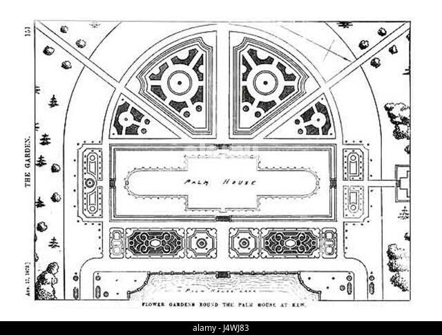 William Andrews Nesfield Kew Gardens B 1845