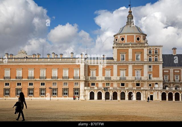Old Madrid Palace Stock Photos & Old Madrid Palace Stock ...