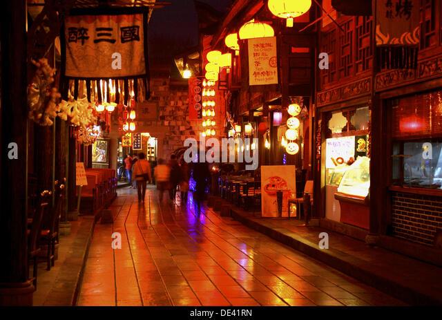 Jinli Stock Photos Amp Jinli Stock Images Alamy