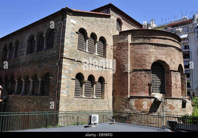 Thessaloniki Rotunda Stock Photos & Thessaloniki Rotunda ...
