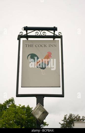 Spiel Cock Pub Hereford