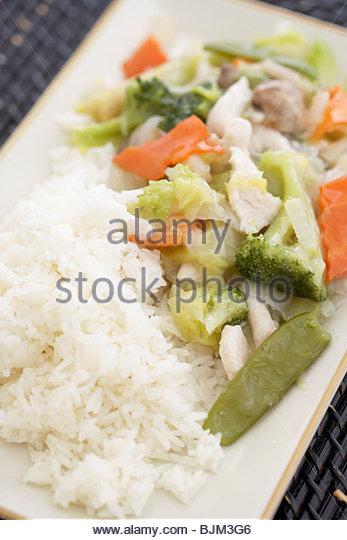 how to make chop suey rice