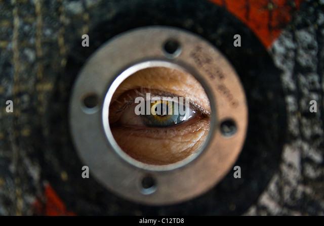 Peep Hole Door Stock Photos Amp Peep Hole Door Stock Images