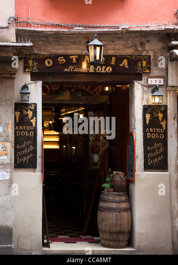 Typical venice italian food stock photos typical venice for Restaurant italien 95