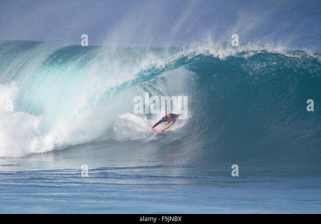 Bull surfing stock photos bull surfing stock images alamy - Billabong bilbao ...
