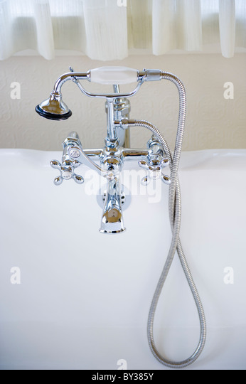 Shower Tap Stock Photos Shower Tap Stock Images Alamy