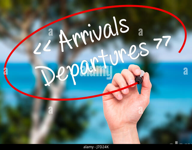 arrivals and departures essay Why must i learn math since i am a high school math teacher, this essay allows me to spend vacationers use math to find time of arrivals and departures to.