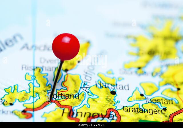 Sortland And Norway Stock Photos Sortland And Norway Stock - Norway map cartoon