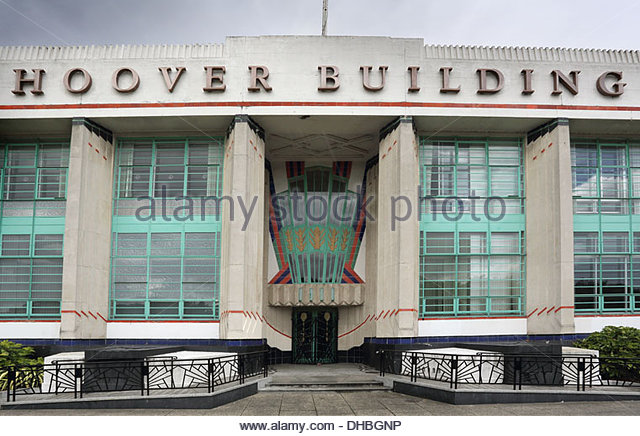 The art deco hoover building in north london   Stock ImageArt Deco London Stock Photos   Art Deco London Stock Images   Alamy. Art Deco Furniture North London. Home Design Ideas