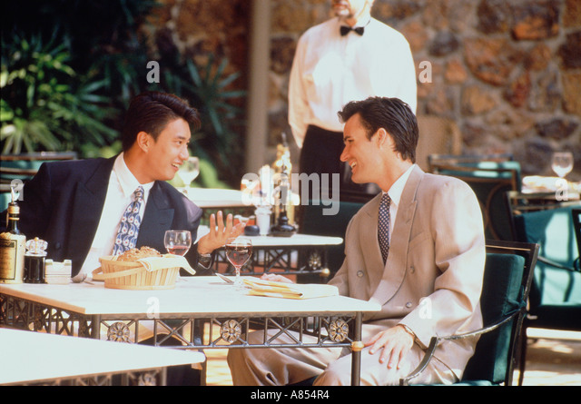 the two waiters at the cafe essay In ernest hemingway's a clean, well-lighted place, the primary conflict between retaining hope and the passage of time is played out as an old man sits in a cafe and two waiters discuss his .
