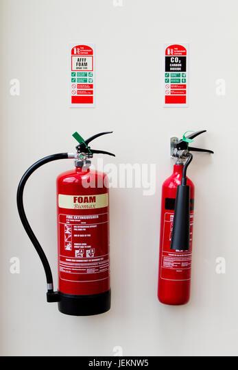 Foam Fire Extinguisher Stock Photos Amp Foam Fire