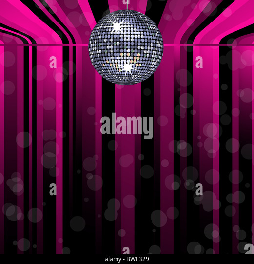 sparkling silver disco ball on stock photos amp sparkling