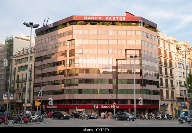 Banco stock photos banco stock images alamy for Banco pastor oficinas barcelona