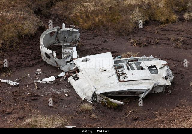 Aircraft Wreckag...B 52 Shot Down Vietnam War